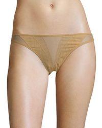 La Perla - Donna Brazilian Bikini Bottom - Lyst