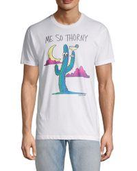 Riot Society - Me So Thorny T-shirt - Lyst