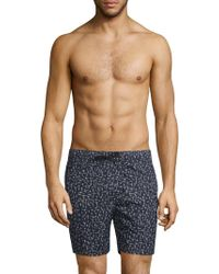 Zanerobe - Cross Laguna Swim Shorts - Lyst