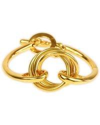 Saachi - Knotted Toggle Bracelet - Lyst