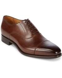 Carlos Santos - Gaurda Leather Dress Shoes - Lyst