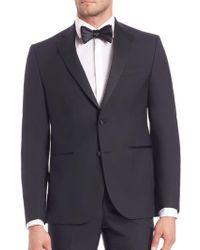 Saks Fifth Avenue - Modern Tuxedo Jacket - Lyst