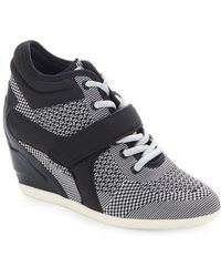 e5a15737bc5e Ash - Bebop Lace-up Textured Sneakers - Lyst