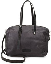 Liebeskind Berlin - Washed Leather Satchel - Lyst