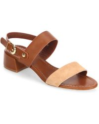 Joie - Rach Leather Sandals - Lyst
