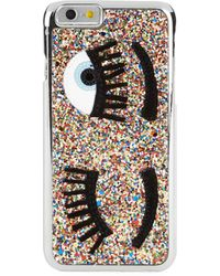 Chiara Ferragni - Flirting iPhone 6 Plus Case - Lyst
