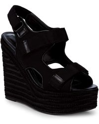 Kendall + Kylie - Classic Wedge Sandals - Lyst
