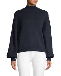 Joie - Lathen Wool & Yak Hair Jumper - Lyst
