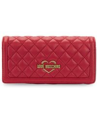 Love Moschino - Slg Superquilted Wallet - Lyst