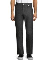 Versace Trend Straight-leg Jeans