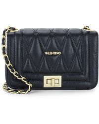 Valentino By Mario Valentino - Beatrizd Leather Crossbody Bag - Lyst