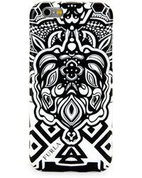 Furla - Tattoo-print Iphone 6 Case - Lyst