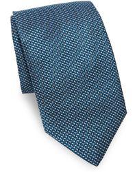 Saks Fifth Avenue - Dash Neat Silk Tie - Lyst