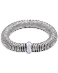 Alor - Diamond & 18k White Gold Bracelet - Lyst