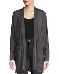 Marc New York - Open Front Cardigan - Lyst
