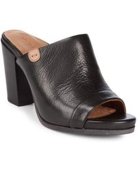 Gentle Souls - Serella Leather Mules - Lyst