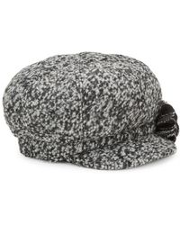 San Diego Hat Company - Classic Floral Hat - Lyst
