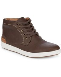 Steve Madden - Graft Hi-top Sneakers - Lyst