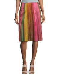 Akris - Multicolored Skirt - Lyst