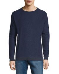 Vestige - Long-sleeve French Terry Pullover - Lyst