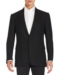 Ralph Lauren - Long Sleeve Cashmere Jacket - Lyst