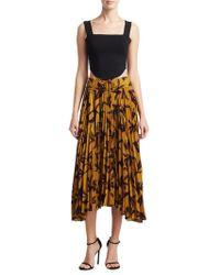 A.L.C. - Maya Midi Skirt - Lyst
