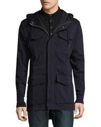Antony Morato | Utility Fleece Sweater | Lyst