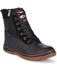 Pajar - Tour Waterproof Leather Boots - Lyst