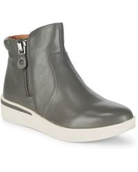 Gentle Souls - Harper Leather Booties - Lyst