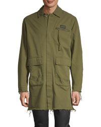 Publish Leon Cargo Shirt Jacket