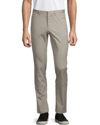 J.Lindeberg - Classic Slim-fit Stretch Pants - Lyst