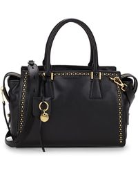 Cole Haan - Marli Leather Satchel Bag - Lyst