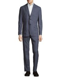 Michael Bastian - Wool Buttoned Suit - Lyst