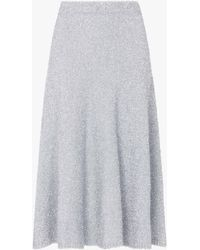 Sass & Bide - Make Your Move Knit Skirt - Lyst
