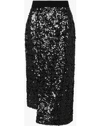 Sass & Bide - The Olive Branch Skirt - Lyst