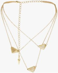 Sass & Bide - The Little Dancer Necklace - Lyst
