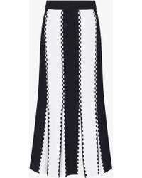 Sass & Bide - Letter From Paris Knit Skirt - Lyst