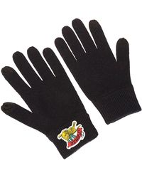 KENZO - 'jumping Tiger' Gloves - Lyst