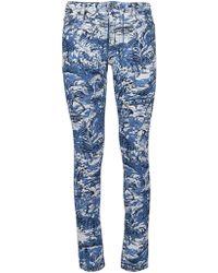 Off-White c/o Virgil Abloh - Tapestry 5 Pocket Pants - Lyst