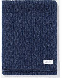 Saturdays NYC - Staggered Knit Scarf - Lyst