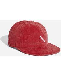 Saturdays NYC - Rich Slash Cord Snap Hat - Lyst