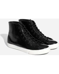 Saturdays NYC - Mike High Abrasivato Sneaker - Lyst