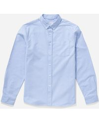 Saturdays NYC - Crosby Oxford Button Down Shirt - Lyst