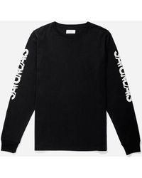 Saturdays NYC - Saturdays Exclude Longsleeve T-shirt - Lyst