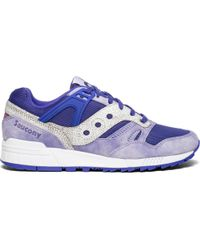 Saucony - Grid Sd Garden District - Lyst