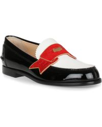 8afa8d0d9a5 Lyst - Women s Christian Louboutin Loafers and moccasins On Sale