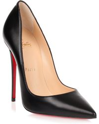 Christian Louboutin - So Kate Leather 120mm Pumps - Lyst