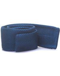 BOSS by Hugo Boss - Knitted Tie - Lyst