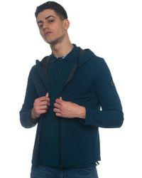 Refrigue - Revolutionary Evo3 Hooded Harrington Jacket - Lyst