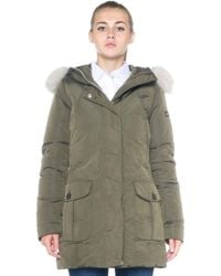 Peuterey - Harrington Jacket Regina - Lyst